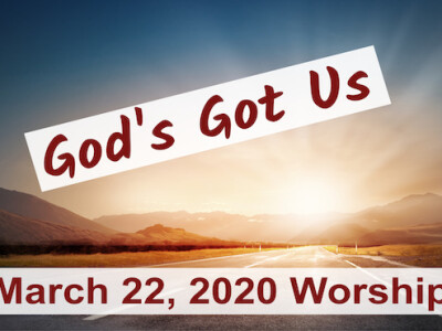 God's Got Us